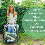 """Life of """"WHEELCHAIR BOUND"""" and """"CONFINED TO A WHEELCHAIR"""""""